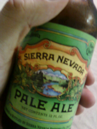 not as hoppy as i thought it'd be