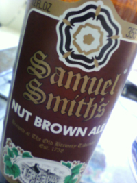 brown nut... ha!