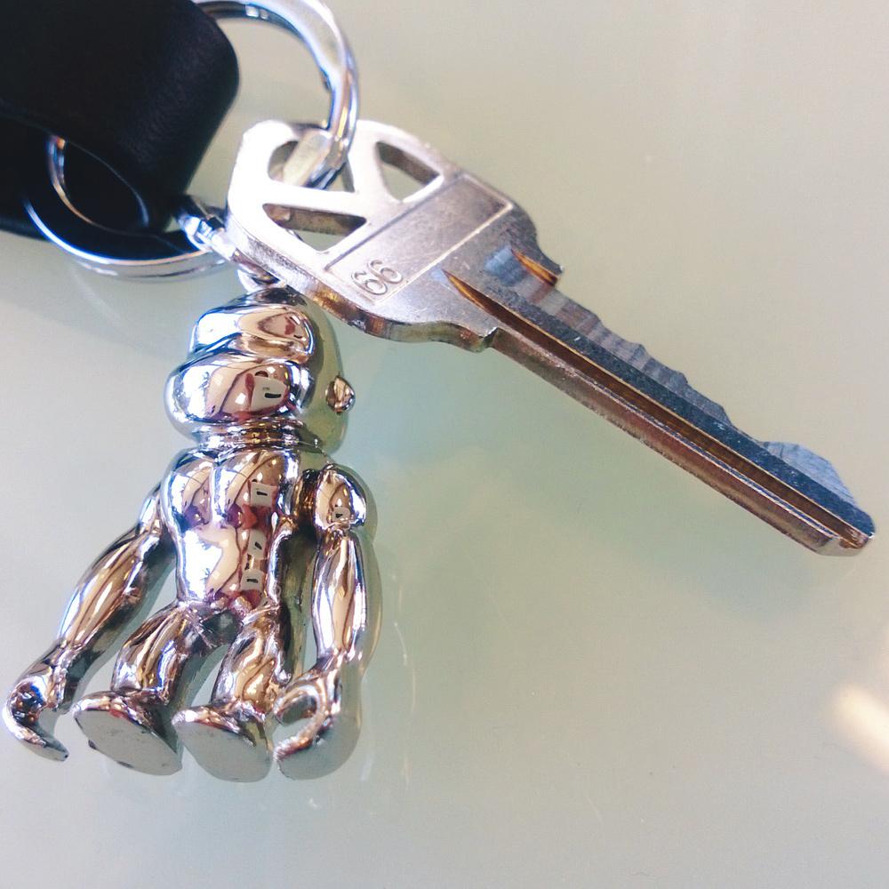 my new keychain...